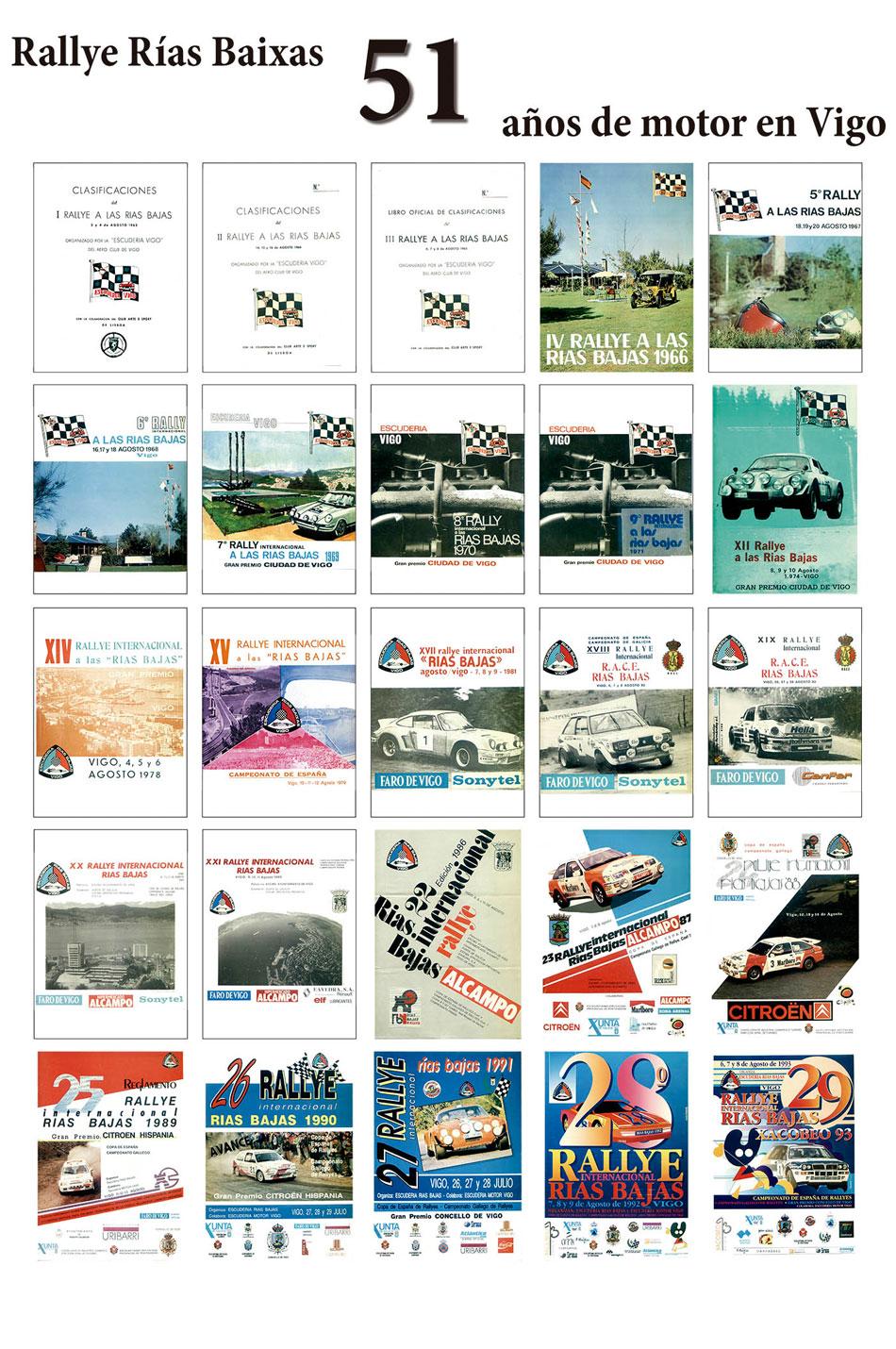 51 años de motor en Vigo
