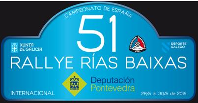 51 Rallye Internacional Rías Baixas