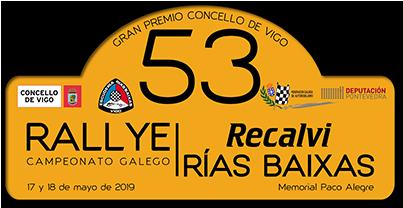 53 Rallye Recalvi Rías Baixas