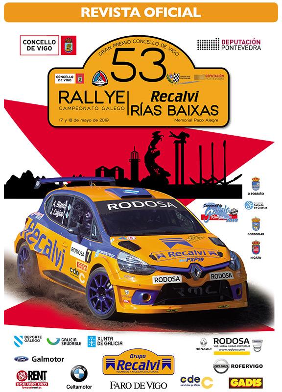 Revista oficial del Rallye