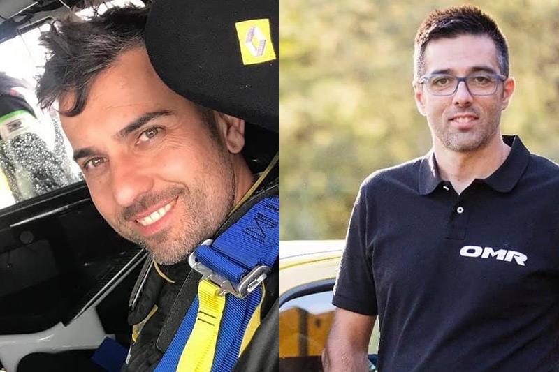 Jorge Pérez Oliveira y José Antonio Martínez del Río